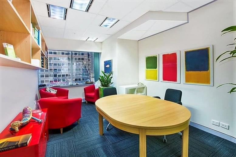 Lumley House, 309 Kent Street, Level 14 Office Space - Sydney