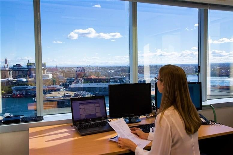 Photo of Office Space available to rent on Level 14, Lumley House, 309 Kent St, Sydney