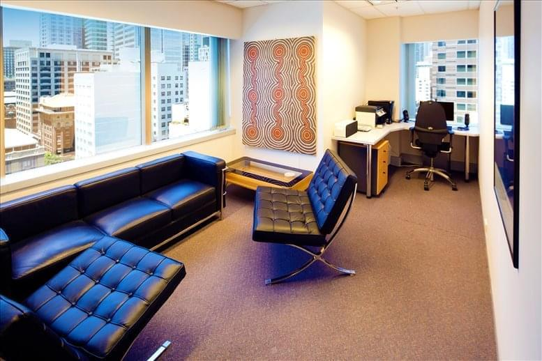 Photo of Office Space on Level 14, Lumley House, 309 Kent St Sydney