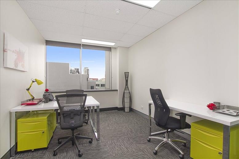 This is a photo of the office space available to rent on 91 Phillip St, Parramatta