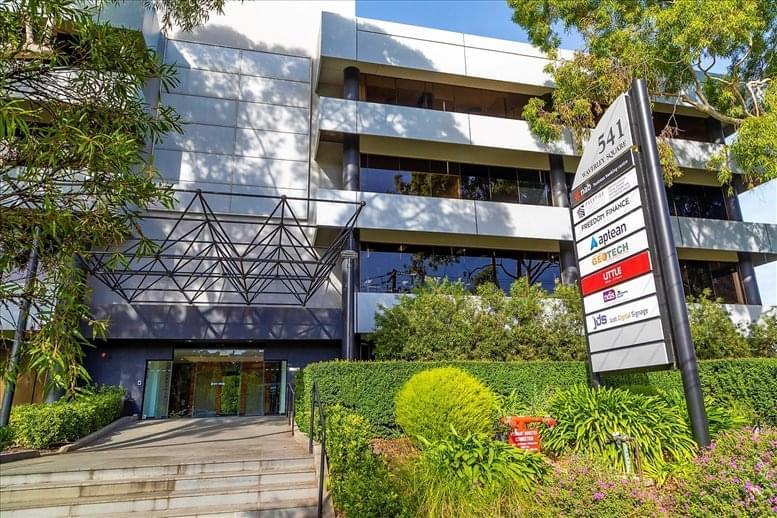 541 Blackburn Rd Office Space - Mount Waverley