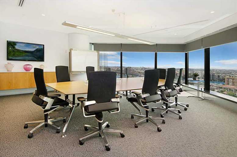 Waterfront Place, 1 Eagle Street, Level 19, Golden Triangle Office Space - Brisbane