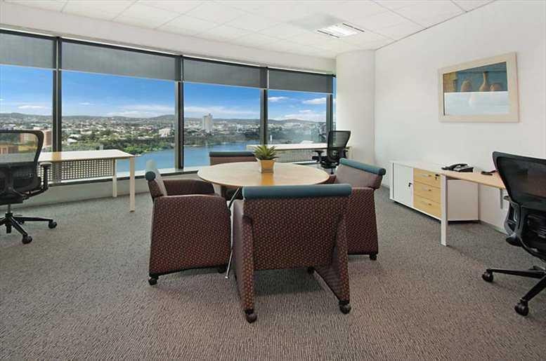 Waterfront Place, 1 Eagle Street, Level 19, Golden Triangle Office for Rent in Brisbane