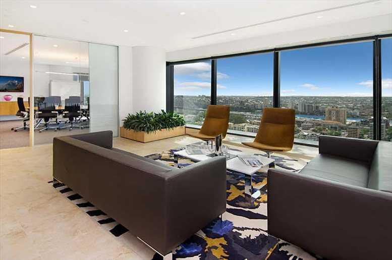 Office for Rent on Waterfront Place, 1 Eagle Street, Level 19, Golden Triangle Brisbane
