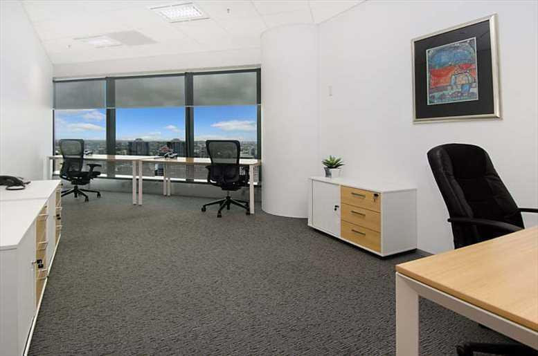 Photo of Office Space available to rent on Waterfront Place, 1 Eagle Street, Level 19, Golden Triangle, Brisbane