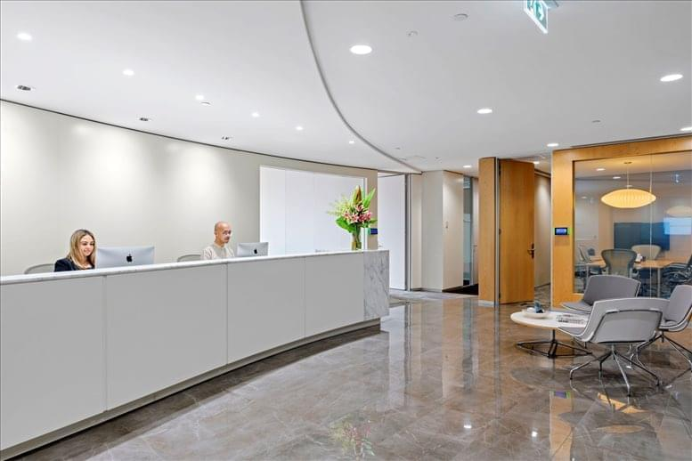 Governor Phillip Tower, One Farrer Place, Level 36 Office Space - Sydney