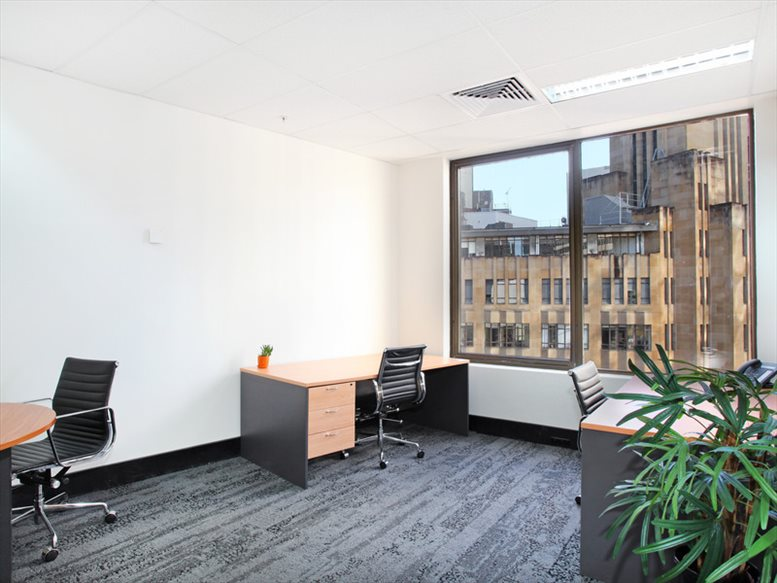 Level 12, 37 Bligh St Office Space - Sydney