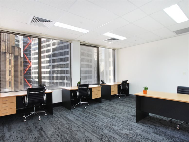 Photo of Office Space on Level 12, 37 Bligh St Sydney