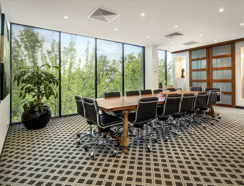 This is a photo of the office space available to rent on Toorak Corporate Business Centre, 23 Milton Parade