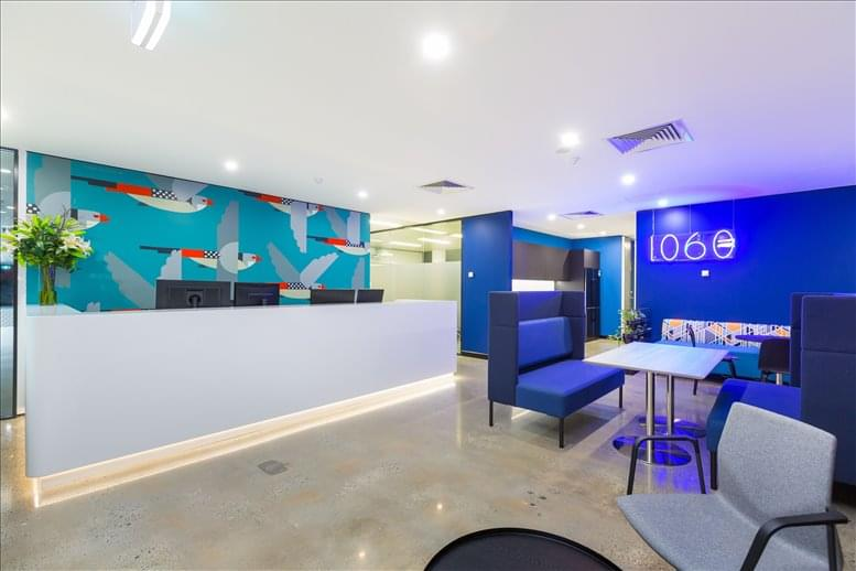 IBM Building, 1060 Hay Street, West Perth Office Space - Perth