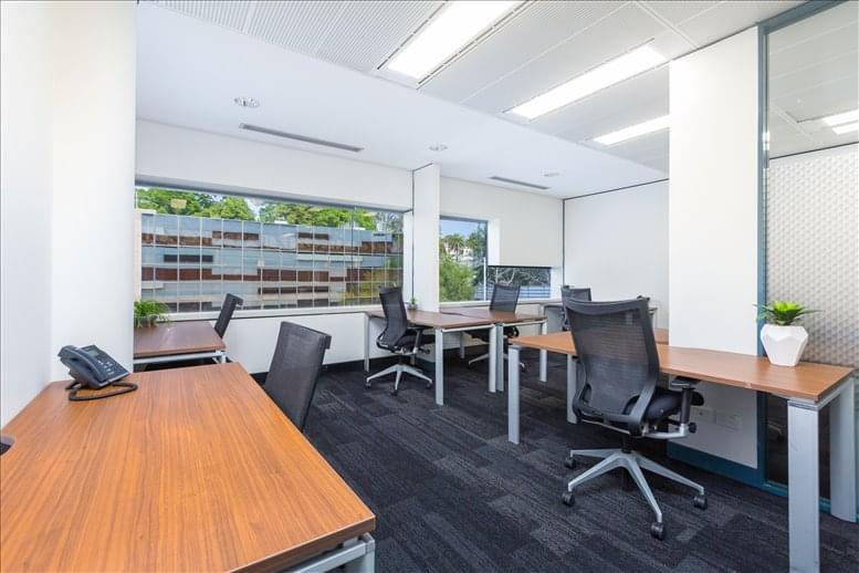 This is a photo of the office space available to rent on Level 3, 1060 Hay St