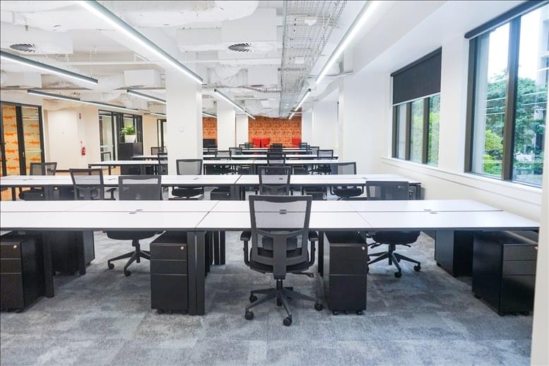 Brisbane Serviced Offices - 320 Adelaide St