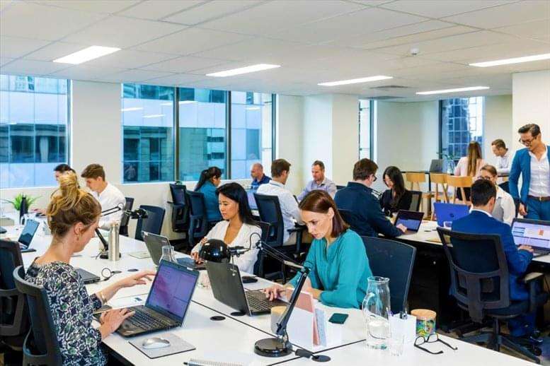 320 Adelaide St Office images