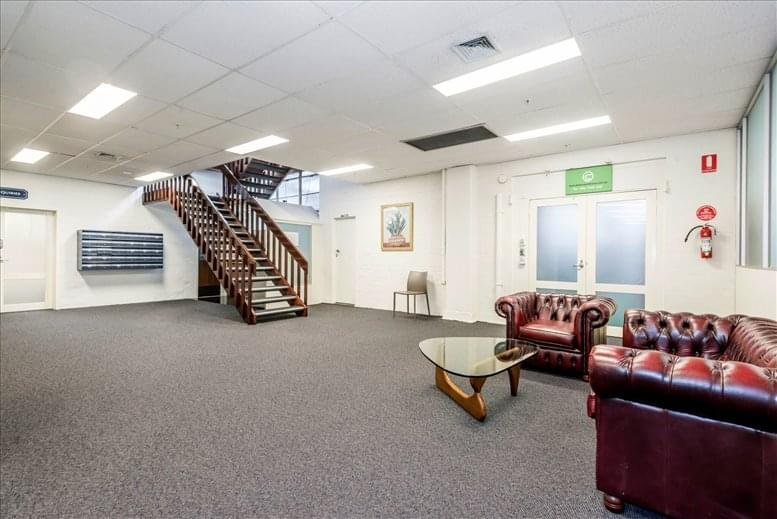 This is a photo of the office space available to rent on 200 Alexandra Parade