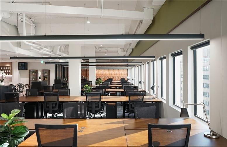 100 Walker St Office Space - Sydney