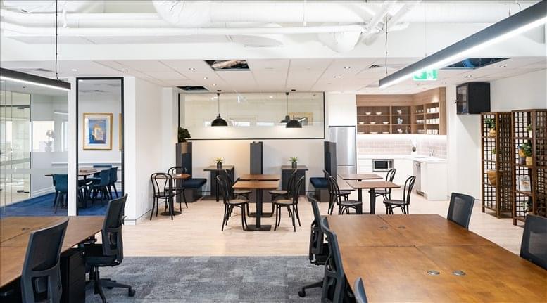 100 Walker St Office for Rent in Sydney