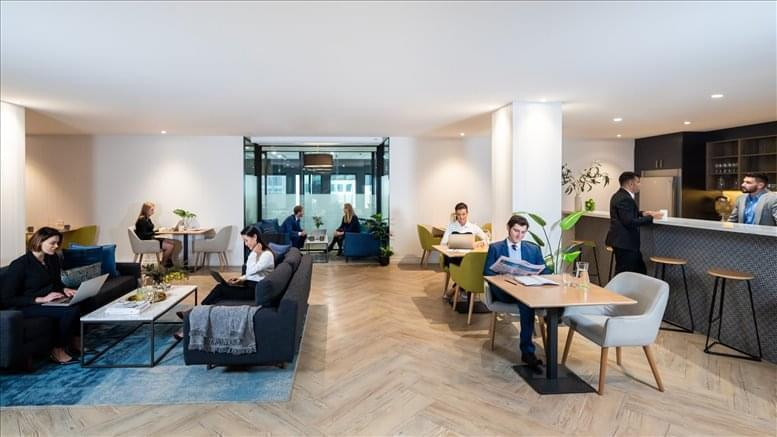 Photo of Office Space available to rent on 100 Walker St, North Sydney, Sydney