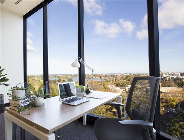 St Kilda Road Towers, 1 Queens Rd Office Space - Melbourne