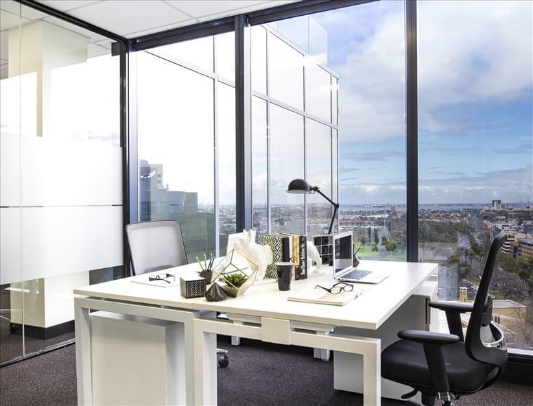 Office for Rent on St Kilda Rd Towers, 1 Queens Rd Melbourne
