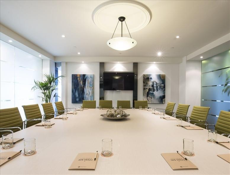 Photo of Office Space available to rent on St Kilda Rd Towers, 1 Queens Rd, Melbourne