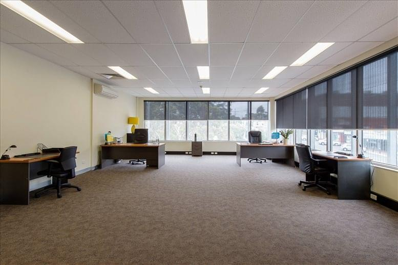 This is a photo of the office space available to rent on 203 Blackburn Rd, Mount Waverley