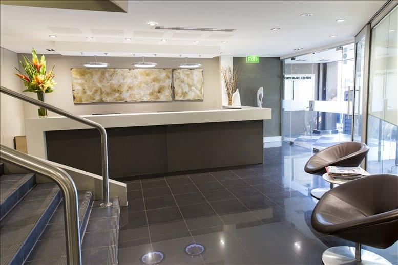 Picture of North Sydney Executive Centre, 119 Willoughby Rd Office Space available in Crows Nest
