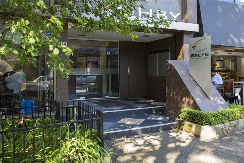 Office for Rent on North Sydney Executive Centre, 119 Willoughby Rd Crows Nest