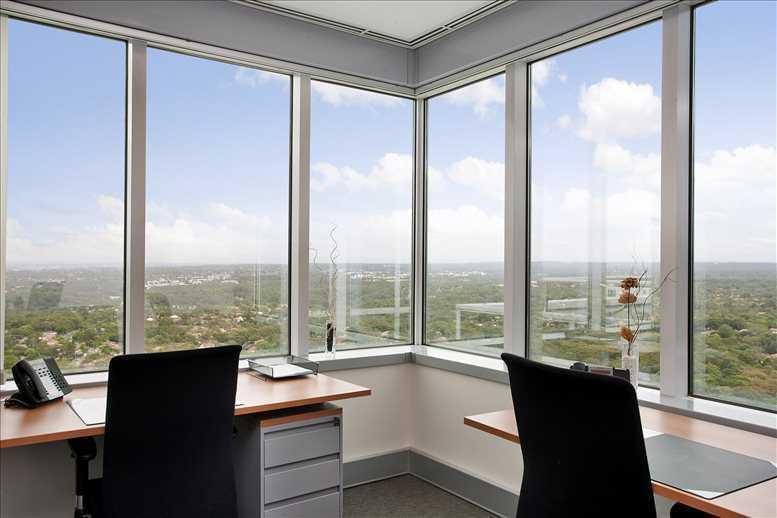 Chatswood Corporate Centre, The Zenith, Level 20, 821 Pacific Hwy Office for Rent in Sydney