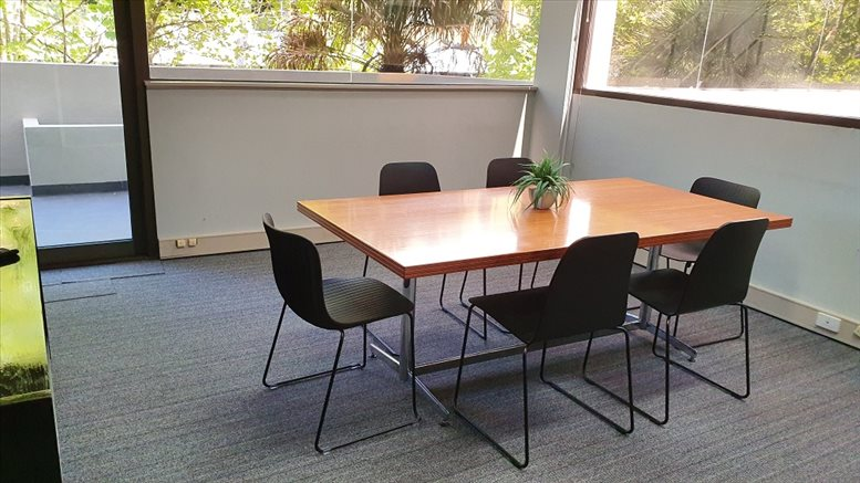 This is a photo of the office space available to rent on 123 Camberwell Road