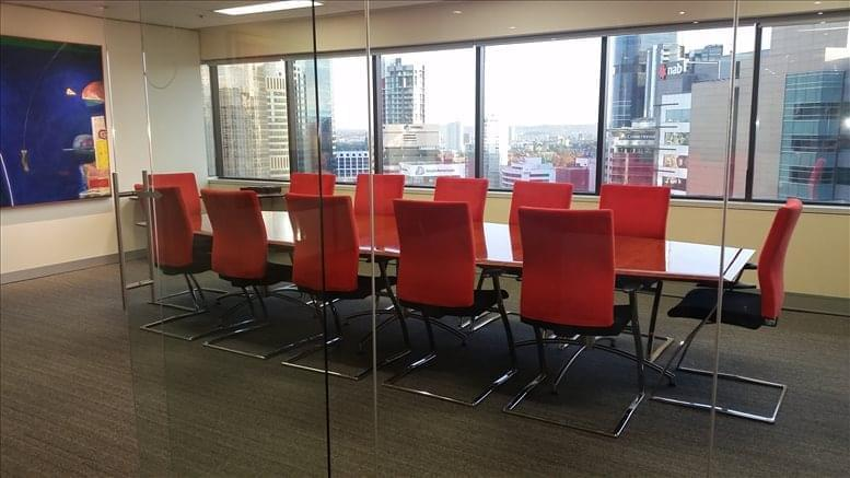 Photo of Office Space on HSBC Building, 300 Queen St, Level 20, Golden Triangle Brisbane