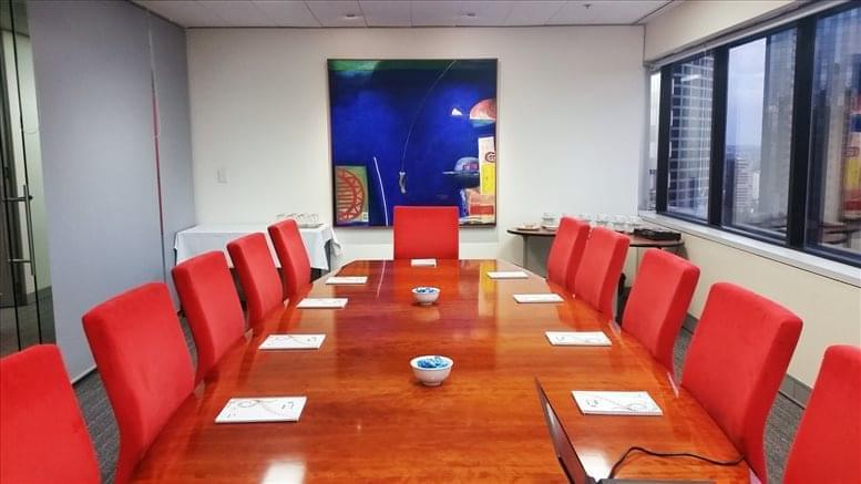 Level 20, HSBC Building, 300 Queen St Office for Rent in Brisbane
