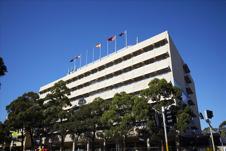 203-233 New South Head Rd, Edgecliff Office Space - Sydney