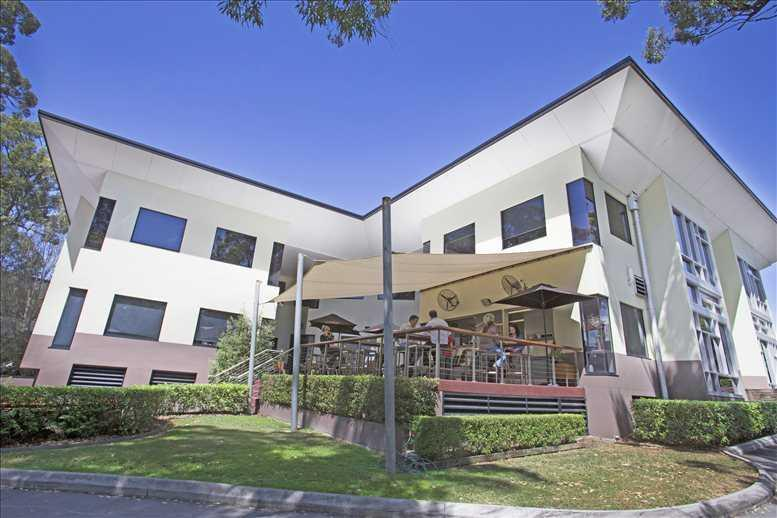 Garden City Office Park, 2404 Logan Rd, Eight Mile Plains Office Space - Brisbane