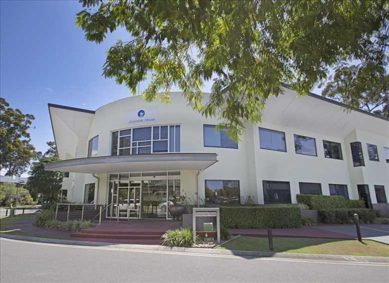 Photo of Office Space on Garden City Office Park, 2404 Logan Rd, Eight Mile Plains Brisbane