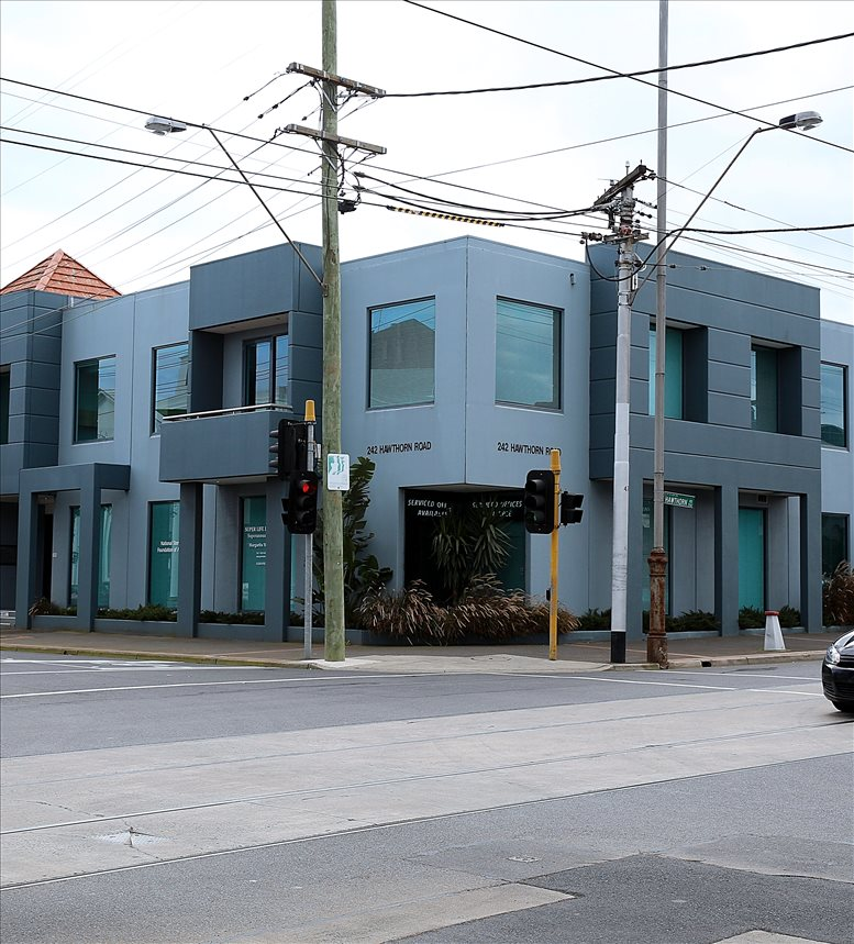 Office for Rent on 242 Hawthorn Rd Caulfield