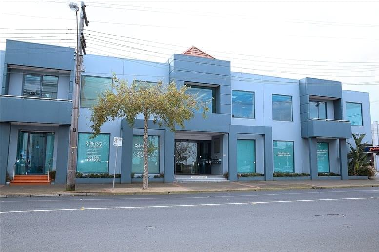 Picture of 242 Hawthorn Rd Office Space available in Caulfield