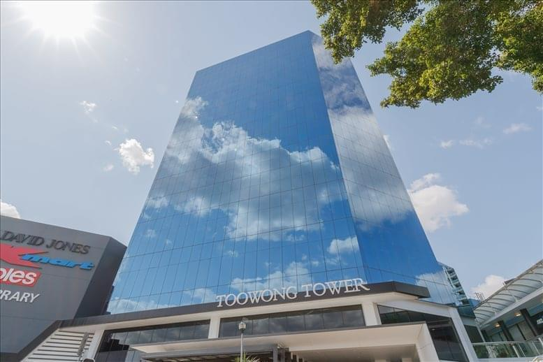 Toowong Tower, 9 Sherwood Rd Office Space - Toowong