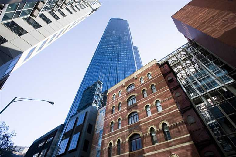 Rialto Towers South, Level 27, 525 Collins St Office Space - Melbourne