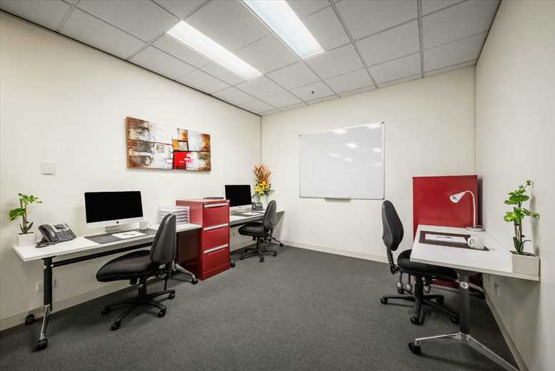 This is a photo of the office space available to rent on Level 9, 440 Collins St