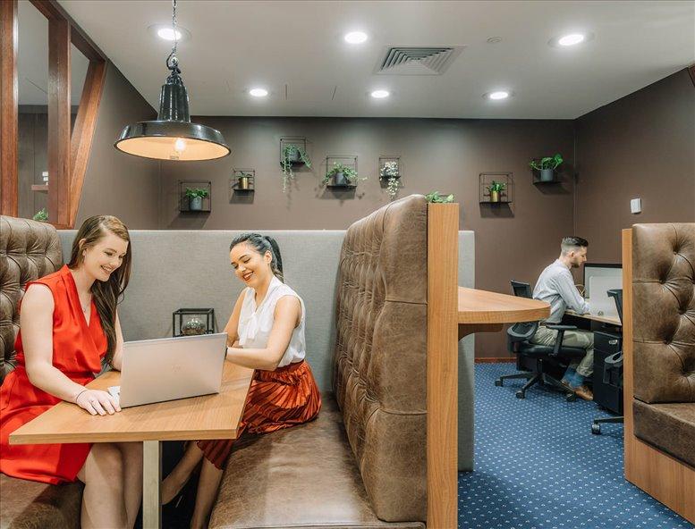 Level 36, Riparian Plaza, 71 Eagle Street Office Space - Brisbane