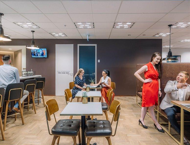 Photo of Office Space on Level 36, Riparian Plaza, 71 Eagle Street Brisbane