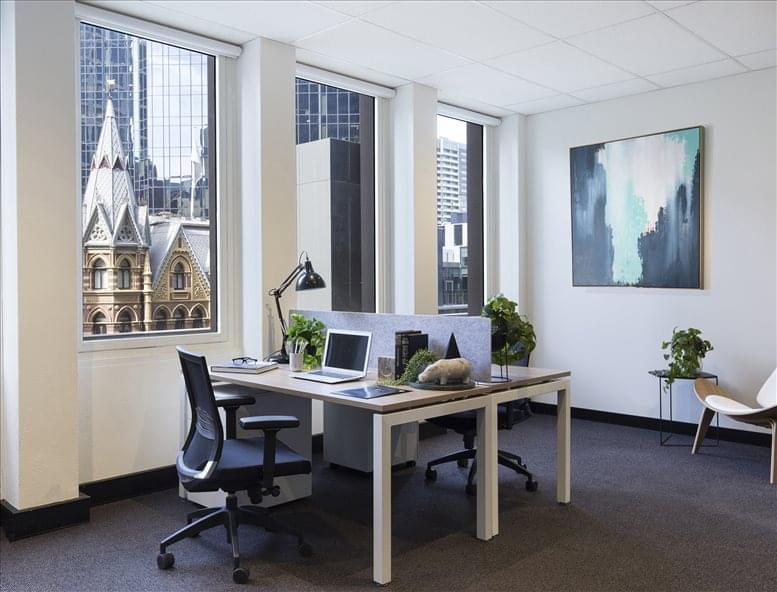 Collins Street Tower, 480 Collins St Office Space - Melbourne