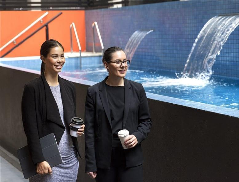 Picture of Collins Street Tower, 480 Collins St Office Space available in Melbourne