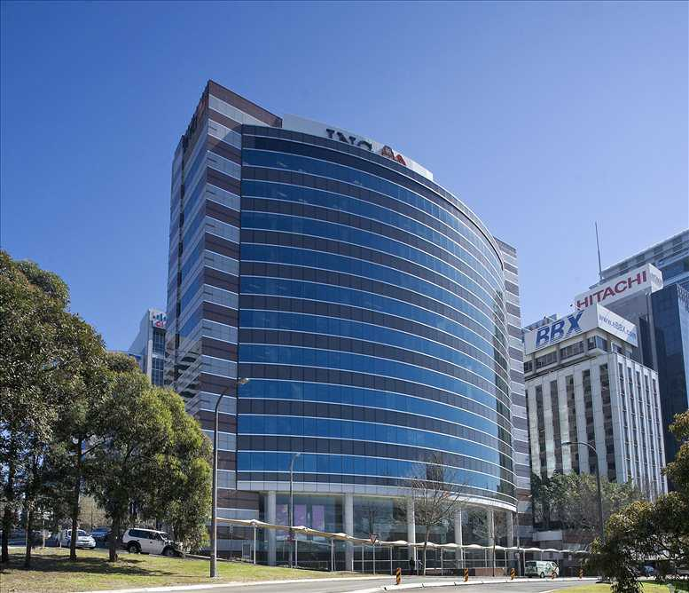 Serviced Office Space @ 1 Pacific Highway, North Sydney