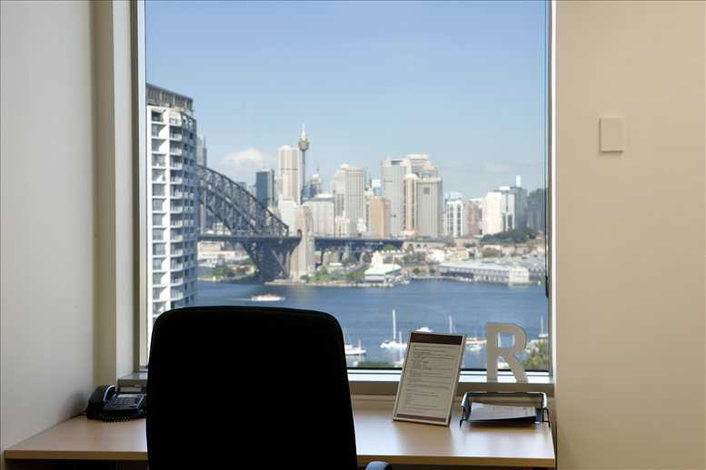 1 Pacific Highway, North Sydney Office for Rent in Sydney