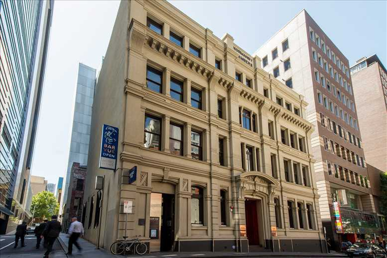 Normanby Chambers, 430 Little Collins St Office Space - Melbourne
