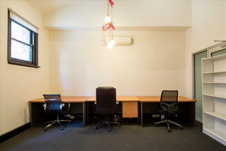 This is a photo of the office space available to rent on Normanby Chambers, 430 Little Collins St