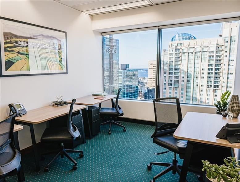 44 Market St, Level 26 Office Space - Sydney