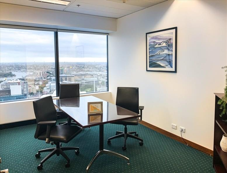 Picture of 44 Market St, Level 26 Office Space available in Sydney