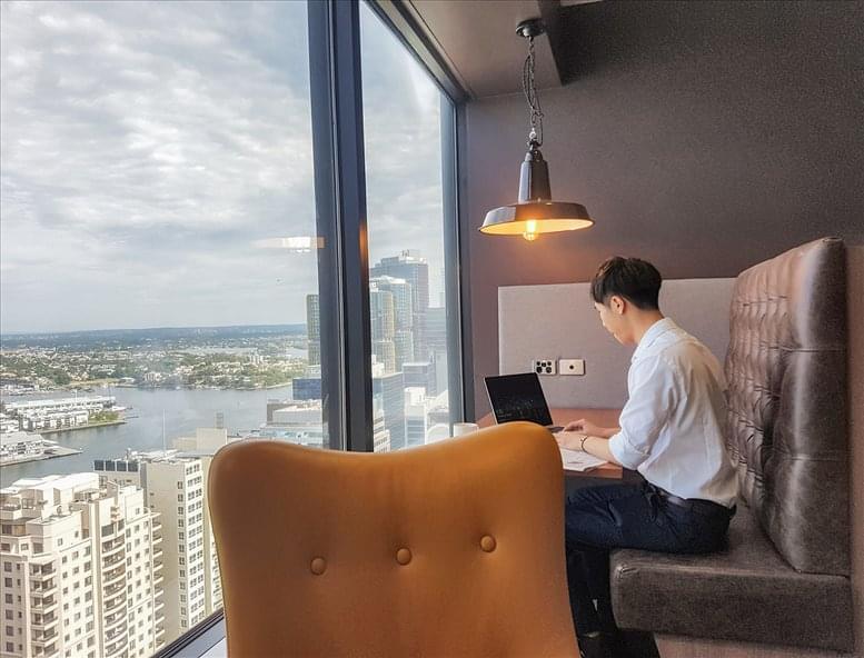 44 Market St, Level 26 Office Space - Sydney